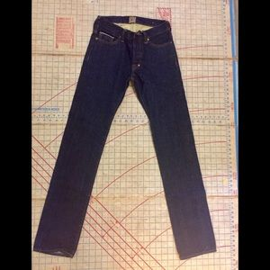 PRPS Goods & Co selvage Rambler size 28